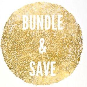 Bundle and save!!!!